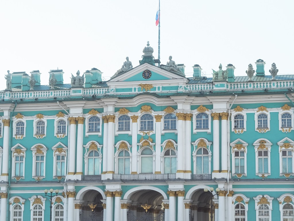 the hermitage st petersburg