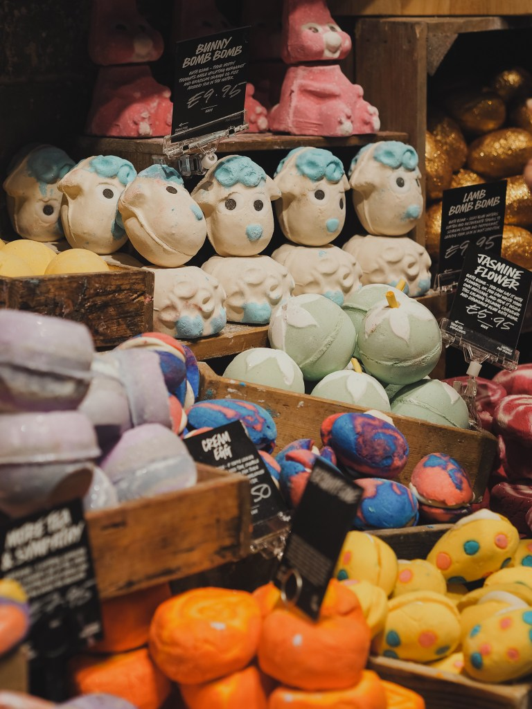Lush Bournemouth Blogger Event