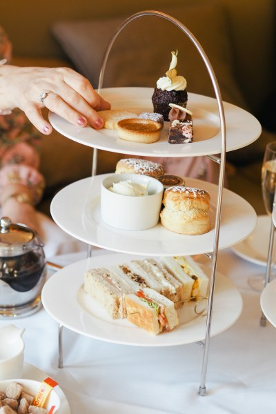 afternoon tea at rhinefield house hotel