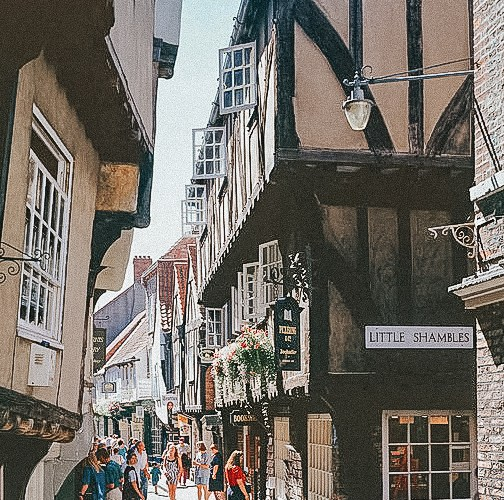The Best Parts Of A Trip To York