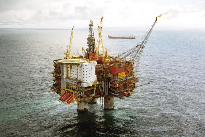 Statfjord Platform - Courtesy of www.npd.no