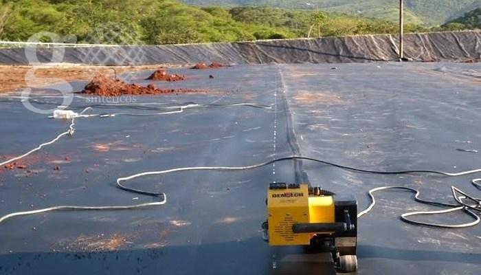 Geosinteticos México - Rellenos sanitarios