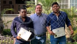 Mediante un examen teórico-práctico, dos técnicos nuestros de #Geosintéticos México lograron creditar la certificación #IAGI