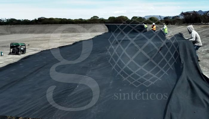 #Estanque - #OllasdeAgua, obra de 7000 mil m2 ubicada en Jalisco