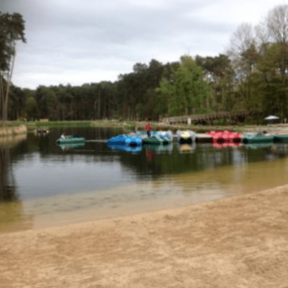 Boating Lake Liners Completed Project