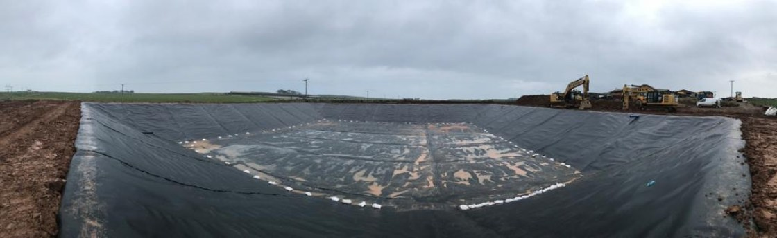 SEPA Approved Liners in Newton Stewart, Scotland
