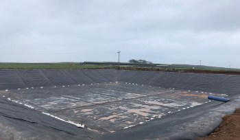SEPA Approved Slurry Lagoon Liners - Stranraer