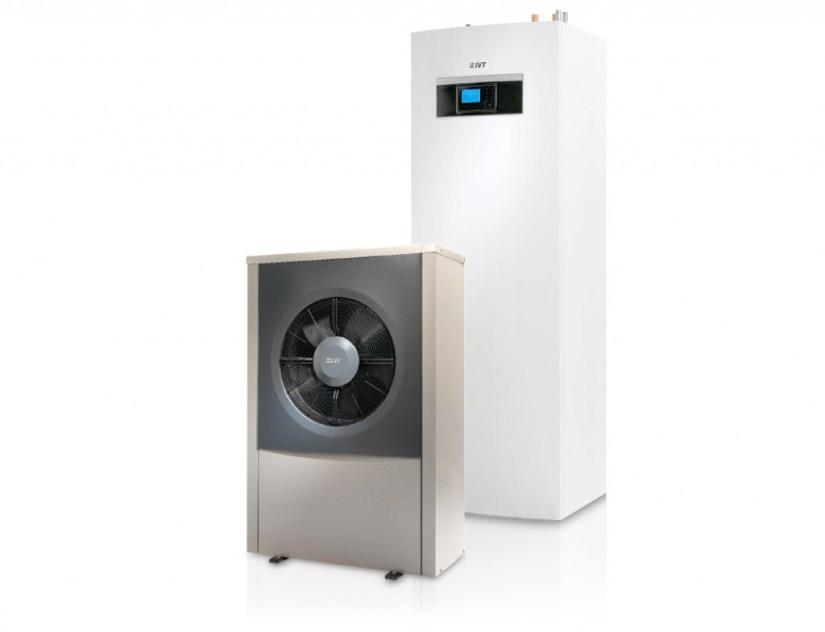 pompa di calore aria acqua IVT AirX e modulo interno AirModule