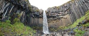 cascata in islanda rispetto dell'ambiente