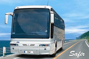 transportation coach safir