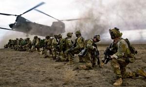 NAVO provoceert Rusland met militaire oefening van 25.000 man