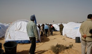 Libië wil $20 miljard van Europa om vluchtelingenstroom te stoppen