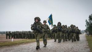 Aantal NAVO-troepen aan Russische grens verdrievoudigd sinds 2012