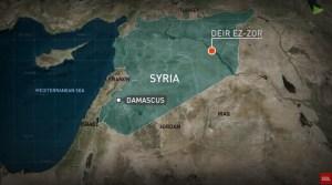 Syrië dicht bij herovering Deir ez-Zor