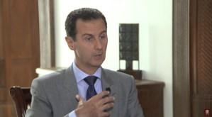 """Assad: """"Westerse wereld wordt gehersenspoeld over Syrië"""""""