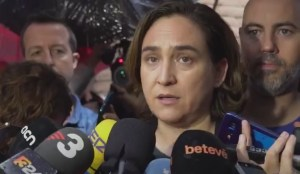 """Ruim 460 gewonden bij referendum Catalonië"""