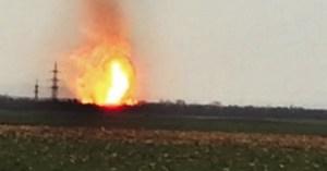 Grote explosie in gaspijpleiding Oostenrijk