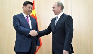 Chinese president wil in 2018 meer samenwerken met Rusland