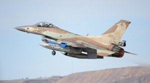 Israëlisch gevechtsvliegtuig door Syrië neergehaald