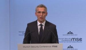 NAVO is geen voorstander van Europees leger