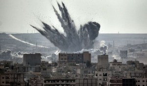 Russische strijders gedood bij Amerikaanse luchtaanval Syrië