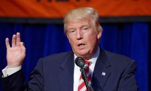 """Trump: """"China moet handelsoverschot met VS terugbrengen"""""""