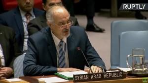 Verslag spoedzitting VN Veiligheidsraad over Syrië