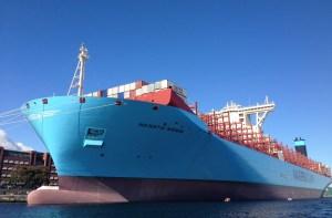 """Maersk: """"Sancties maken handel Iran onmogelijk"""""""