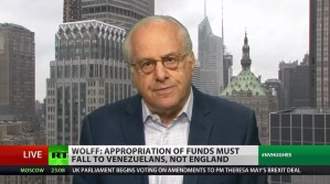 "Richard Wolff: ""Bank of England is geen neutrale speler meer"""