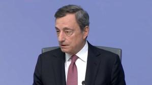 ECB laat spaarders de rekening betalen