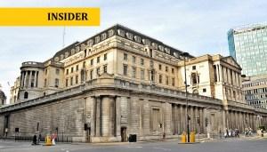 Bank of England overweegt negatieve rente. Toeval?