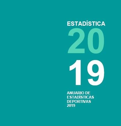 Anuario Estadisticas Deportivas 2019