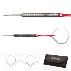 Red Dragon darts  John Henderson  90%