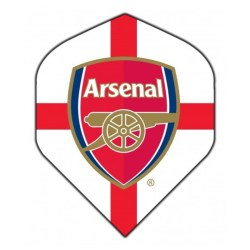 Voetbal dart Arsenal Footbal special edition