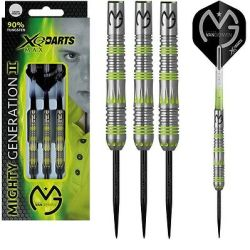 XQ-Max Michael van Gerwen Darts Mighty Generation 3 90%