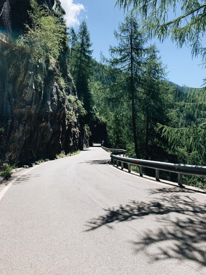Timmelsjoch, Passo Rombo, Passstraße, Meran, Südtirol, Panorama, geradeaus.at