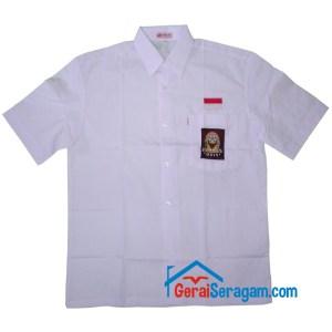 baju SMA putih