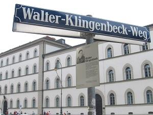 Walter-Klingenbeck-Weg, München