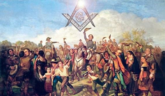 Resultado de imagem para A Independência do Brasil e a Maçonaria