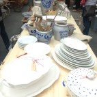 French tableware and crockery
