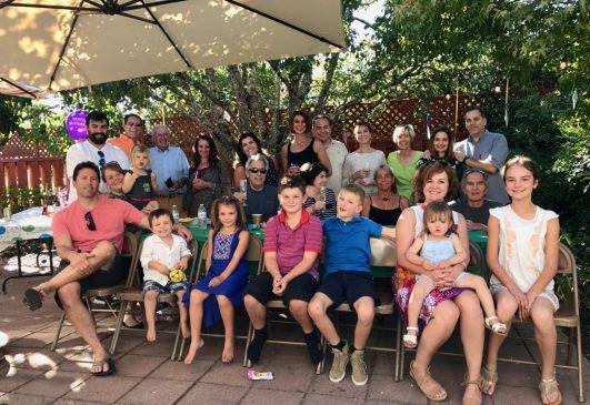 2016 birthday gathering