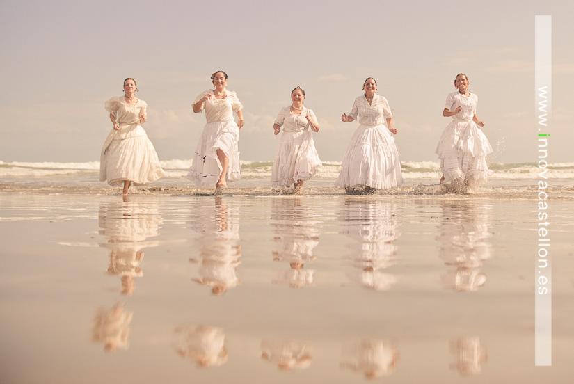 Sesión fotográfica en la playa, fotografías grupos regionales, Fotografo en castellón, Fotógrafo Gaitas Castellón (4)