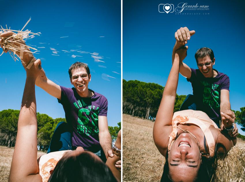 Fotos Boda Cuenca: Sesión de pre-boda con girasoles en Cuenca (31)
