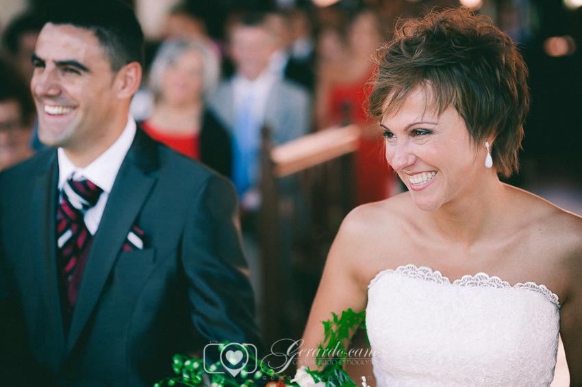Ceremonia en la boda en Cigarral de Cembranos