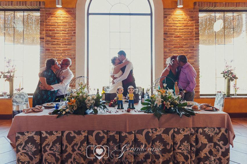 Restaurante de boda en León - Cigarral de Cembranos
