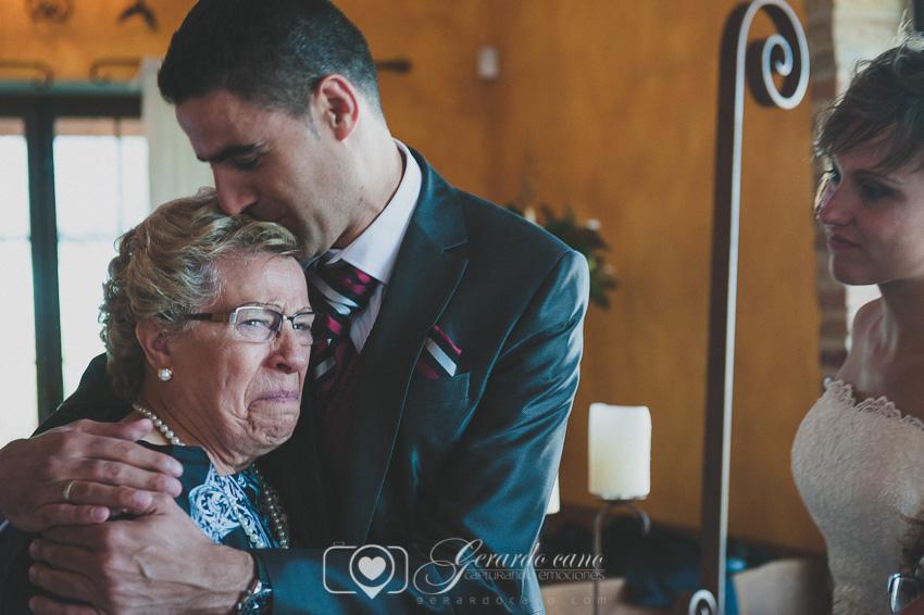 Fotografo de boda en León - Cigarral de Cembranos