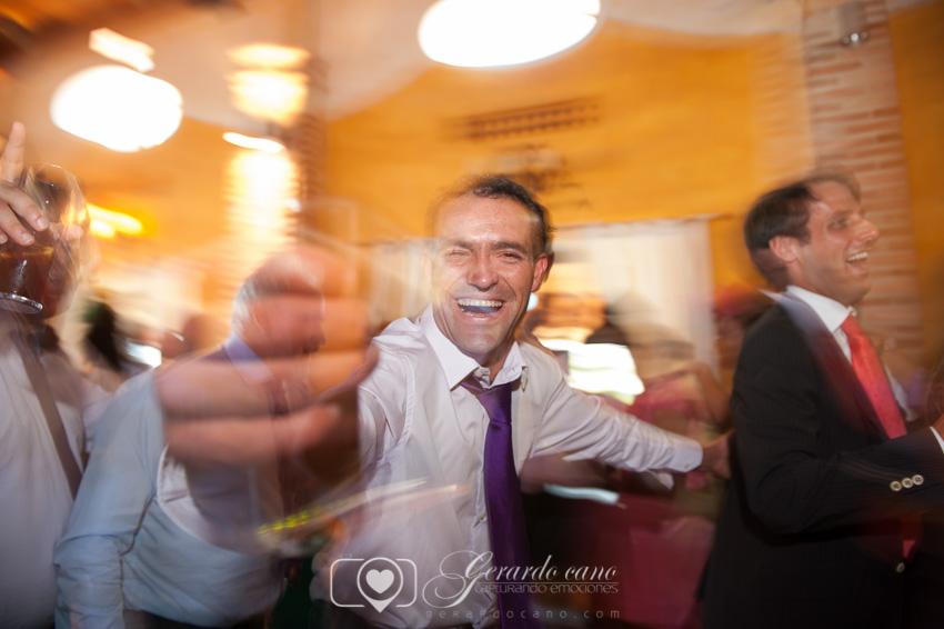 Fiesta de boda en los salones de Cigarral de cembranos en León