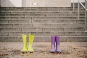 fotos de boda en Bilbao - Sesión de foto romántica antes de la boda
