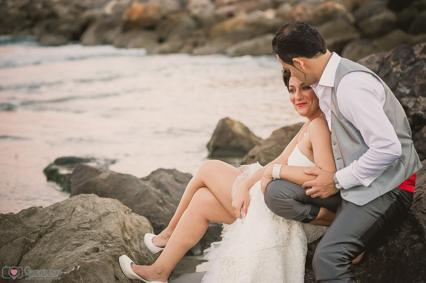 fotos de post-boda: Reportajes - sesión fotos Trash the dress (5)