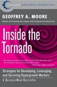 Libro Inside the Tornado